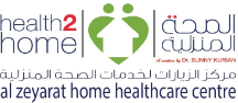 Health2Home UAE Logo